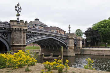 Bridge at the city of York, United Kingdom