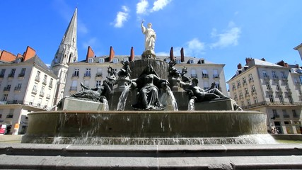 Fontaine de la place Royale (Nantes)