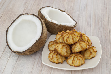 Coconut cookies