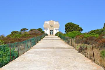 Sacrario Austro-Ungarico dell'Asinara - Campo Perdu