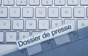 Clavier Dossier de presse