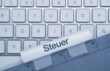 Steuer keyboard key