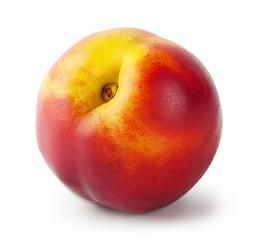 Ripe juicy nectarine