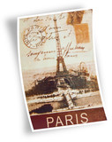 carte postale ancienne de Paris