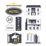icons of small hotels