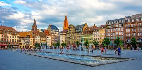 Place Kléber à Strasbourg