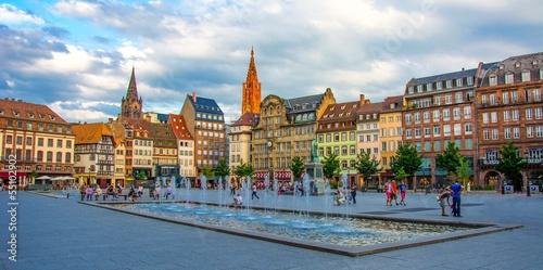 Place Kléber à Strasbourg - 55102902