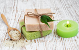 Natural Herbal Soap