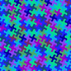 Funky Camo Pattern