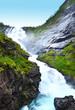 Cascade en Norvège