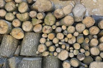 Dizilmiş Odun