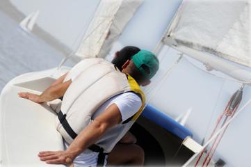 sailing - vela