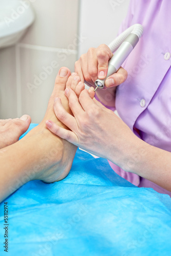 foot procedure