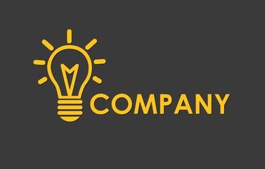 "Логотип ""Лампочка""/ Logo ""Bulb"""