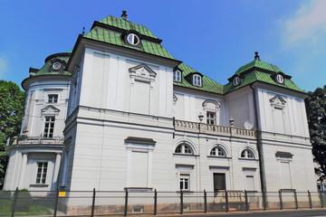 Warschau Barockbau