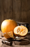 Slicing Pumpkins