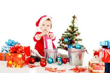preparing for christmass