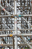 Large scaffolding joints