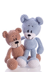 couple of teddy bear relationship in love