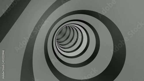 Tunnel Rotation Loop