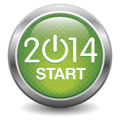 2014 Start green button