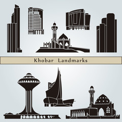 Khobar landmarks and monuments