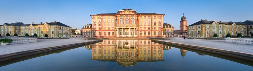 Schloss Bruchsal Panorama