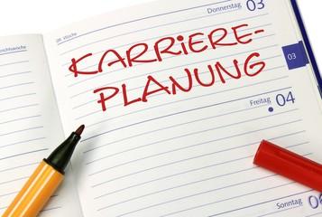 Kalender Karriereplanung