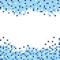Mosaik Hintergrund Vektor