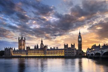 Big Ben abbaye de westminster Londres