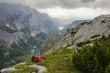 Entspannen am Berg