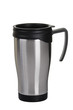 Shiny Metal travel thermo-cup