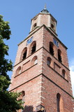 Tower of the Church of Eenrum from the 17th century