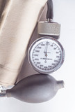 Sphygmomanometer, medical tool.