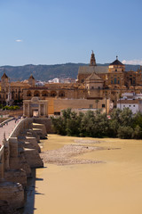 Mezquita and Roman Bridge, Cordoba