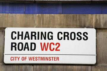 Charing Cross SW1 a famous Address in London