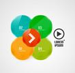 Circles presentation template