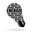 gluehbirne retro energie I