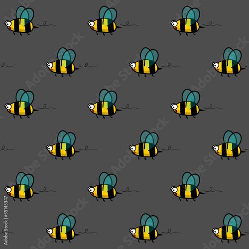 kacheln bienen III
