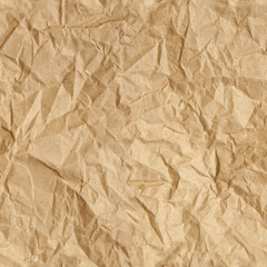 Repeating Crumpled Paper Wallpaper