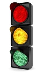 ampel rot gelb grün