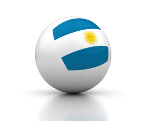 Argentinian Volleyball Team