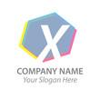 X - Company Logo