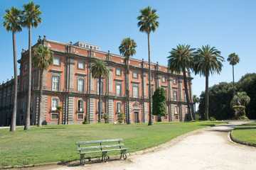 Royal Palace of Capodimonte, Naples
