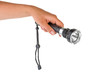 Hand hold powerful LED flashlight