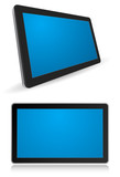 tablet computer 3d icon