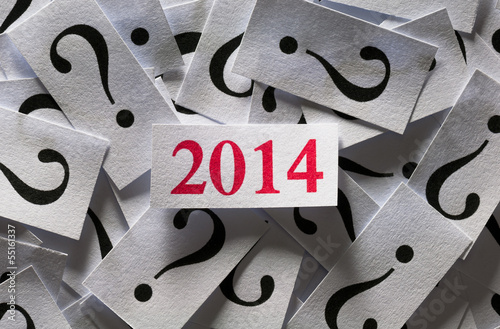 What will happen in 2014