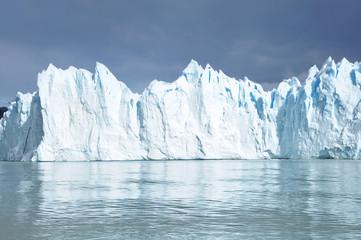 Perito Moreno glacier. Patagonia.