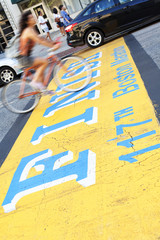 Boston Marathon 2013 Finishing Line