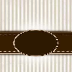 коричневый фон в полоску место для текста